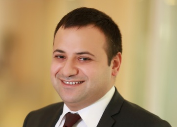 Taceddin Yazar, Certified Public Accountant, Partner - Audit & Assurance